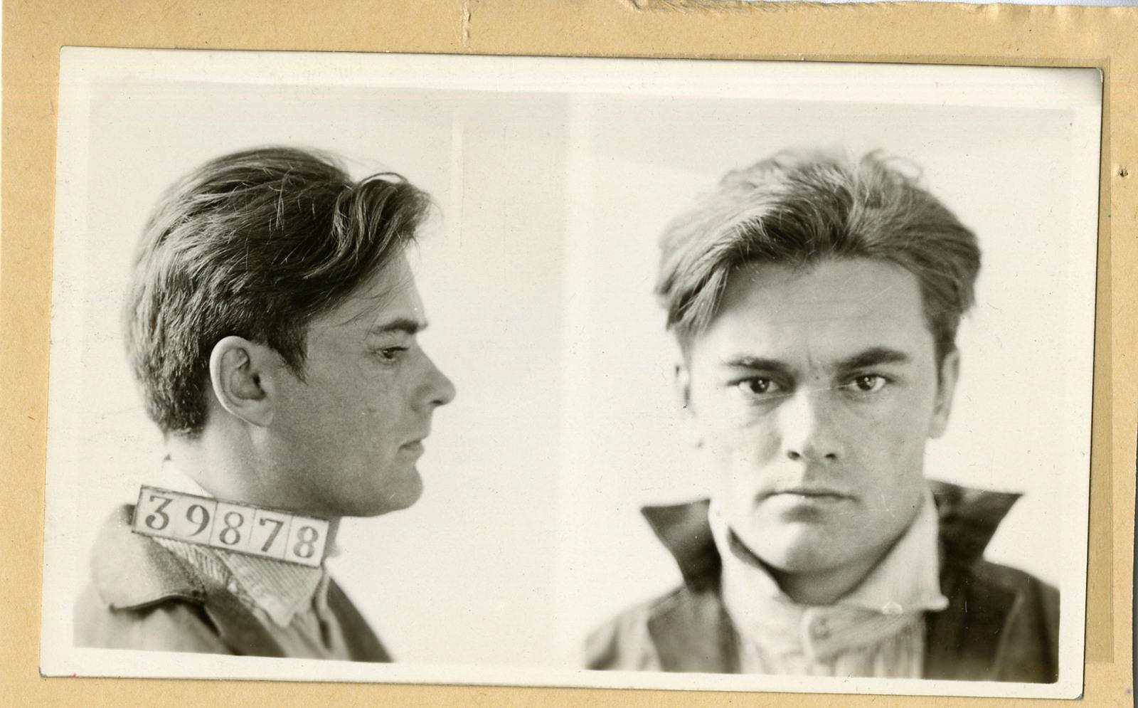 Photograph of Joseph Tymchuk