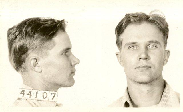 Photograph of Louis Barcum