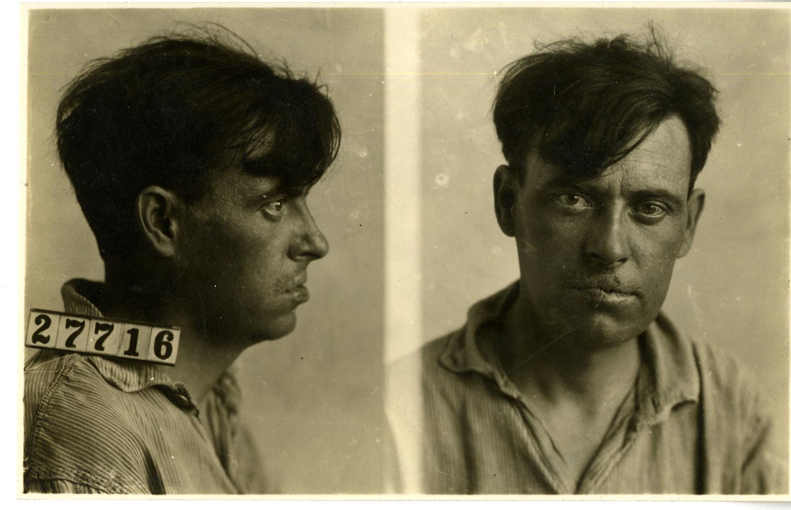 Photograph of Ray Stump