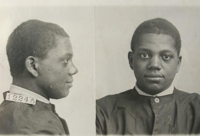 Photograph of Reuben W. Bolden