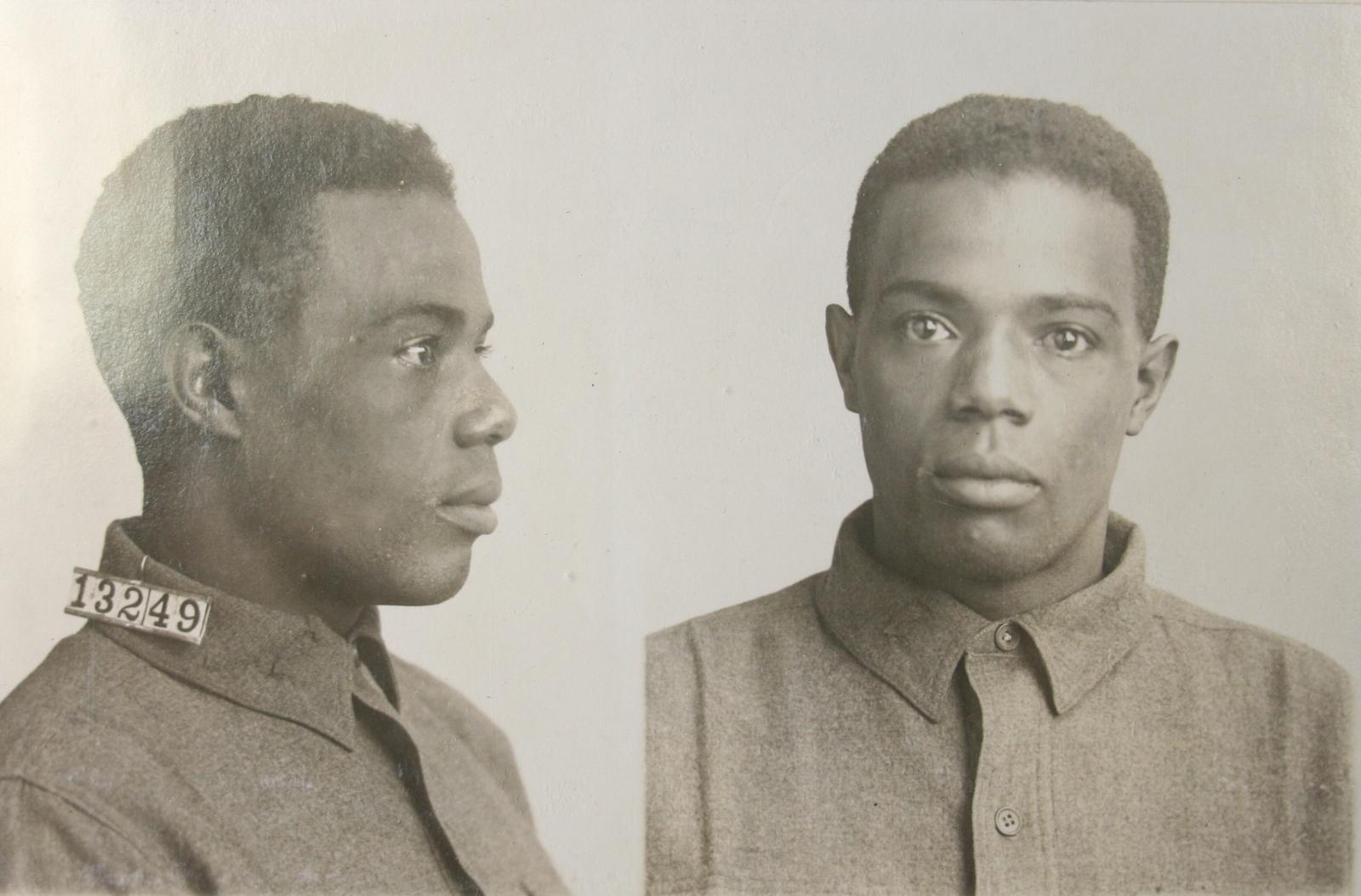 Photograph of William Mance