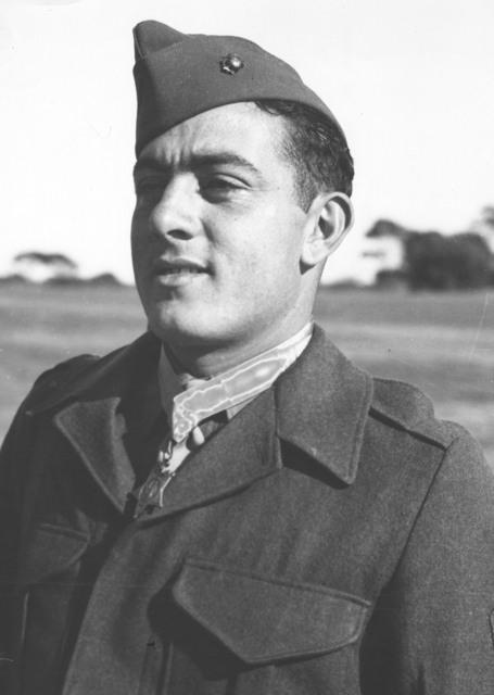 Platoon Sergeant John Basilone