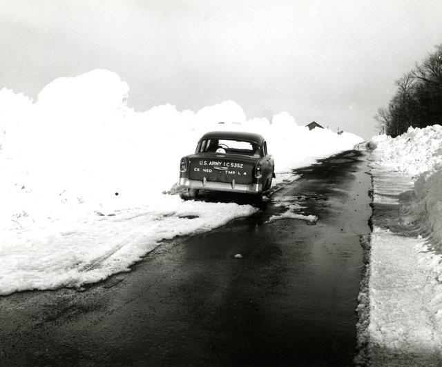 Loring Air Force Base Access Road