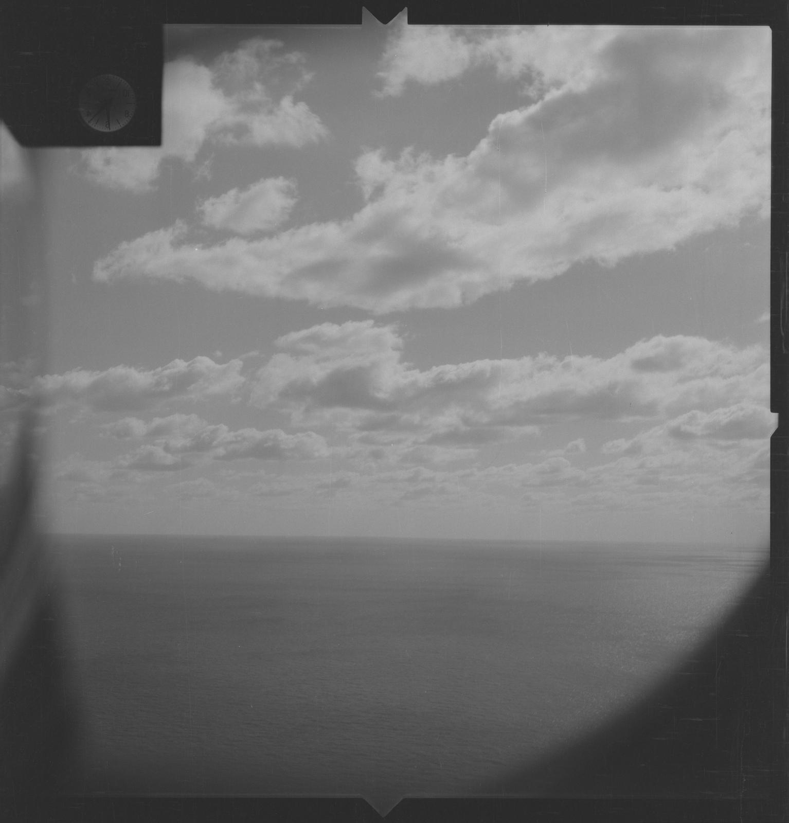 Mercury 1A Mission - Clouds