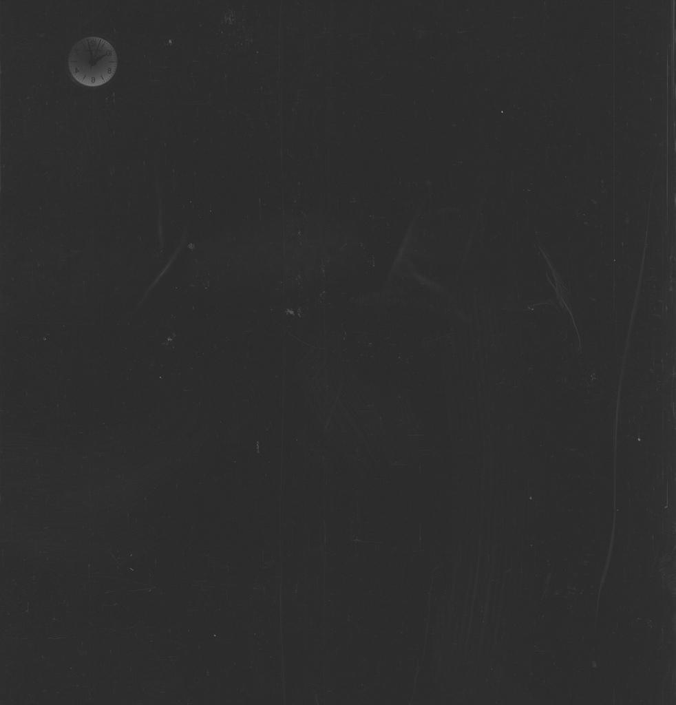 Mercury 1A Mission - underexposed