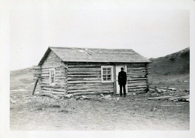 After Construction of House of David Little Brave