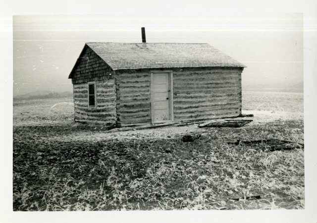 After Construction of House of James Deaf Ear
