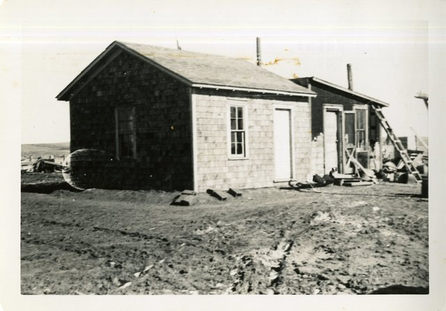 After Construction of House of John Neiss