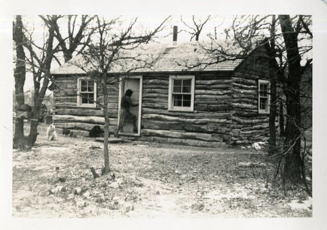 After Construction of House of Mary High Pine