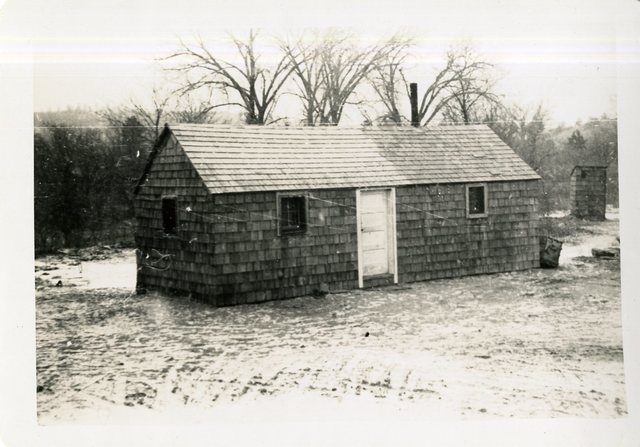 After Construction of House of Robert McBride