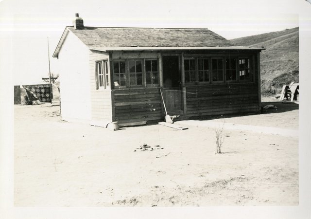 After Reconstruction of House of Dick Quick Bear