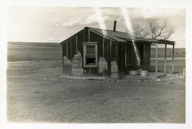 Before Repair of Amy Gunhammer Arcorn's House