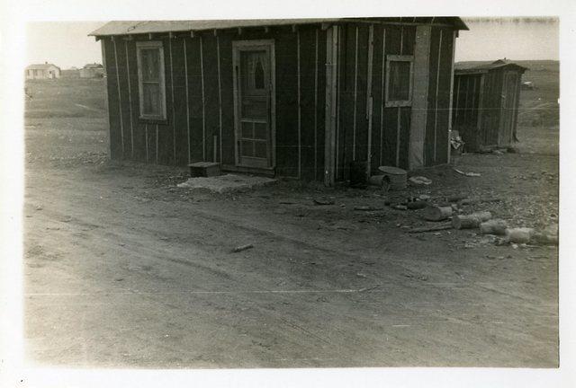 Before Repair of House of Joanne Didier