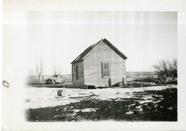 Henry Scisson's Chicken House
