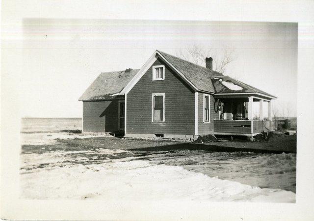 Henry Scisson's House