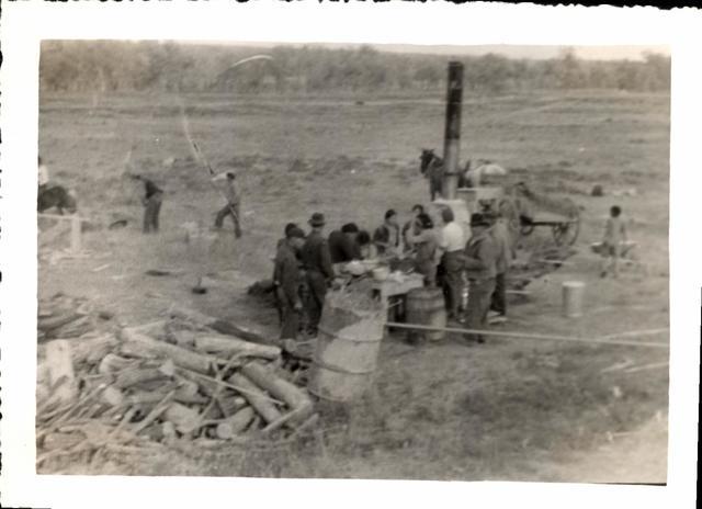 Making Molasses at Bad Nation Community