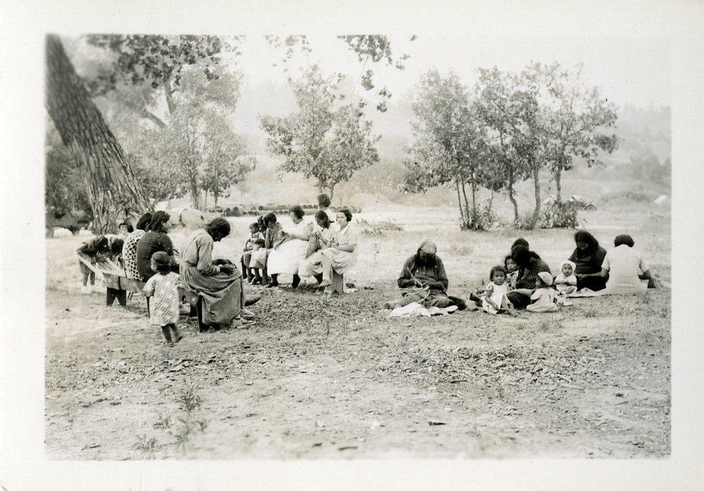 The Grass Mountain Women's Club Meeting