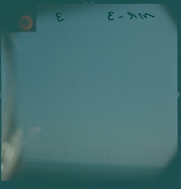 Mercury Redstone II mission - Earth Observations