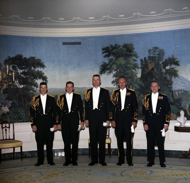 White House Social Aides