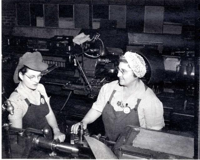 Female Workers, Watertown Arsenal