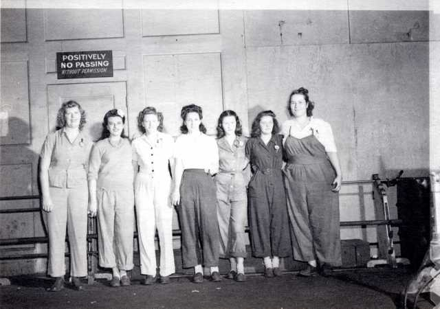 Group of Female Workers