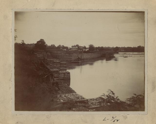 Kentucky River Lock Number Six