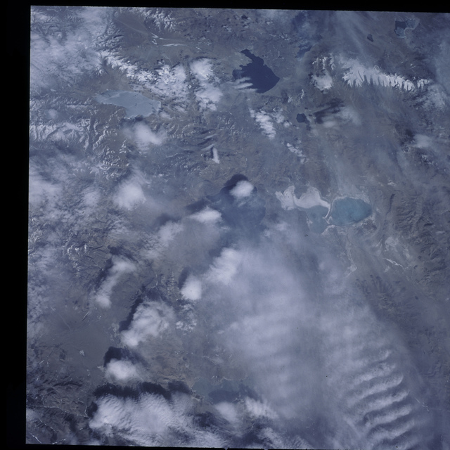 Mercury IX imagery - Tibet