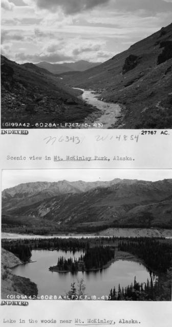 Alaska - Mt. McKinley