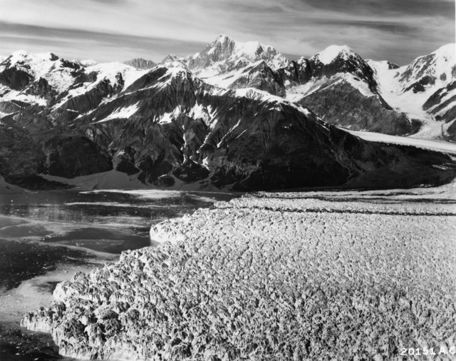 Alaska - Mt. Stockwell through Mt. Wheaton