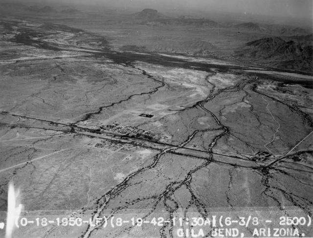 Arizona - Duncan through Gila Bend