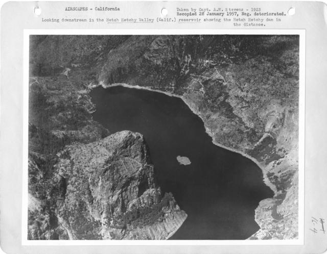 California - Dark Hole; Big Dalton Dam through Davis