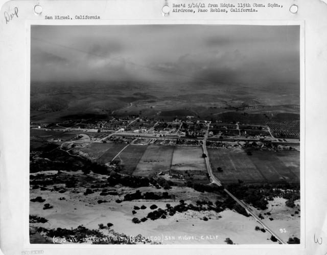 California - San Marcos through San Miguel