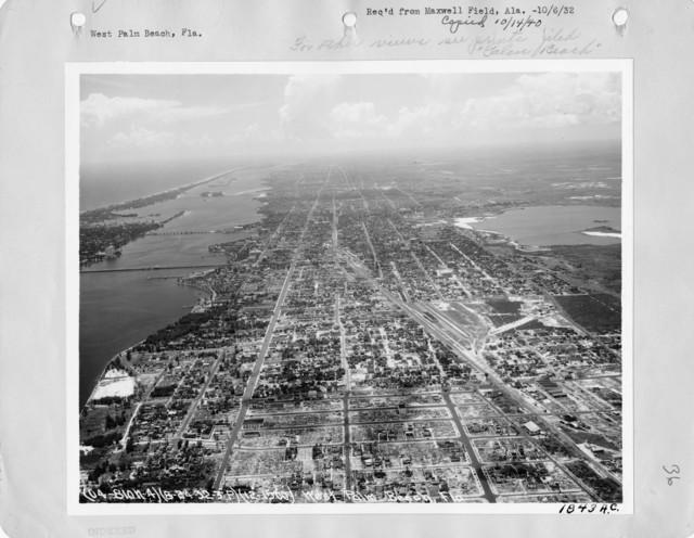 Florida - Valparaison through West Palm Beach