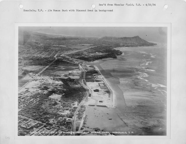 Hawaii - Ala Moana Park