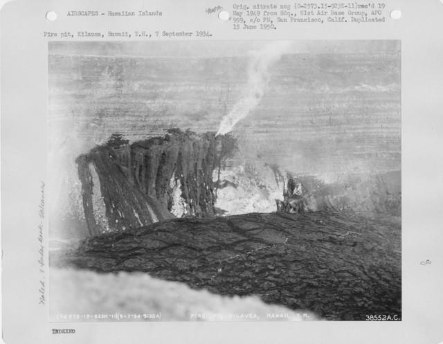 Hawaii - Kilauea Volcano