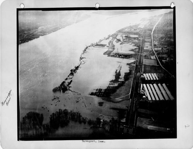 Iowa - Council Bluffs through Davenport