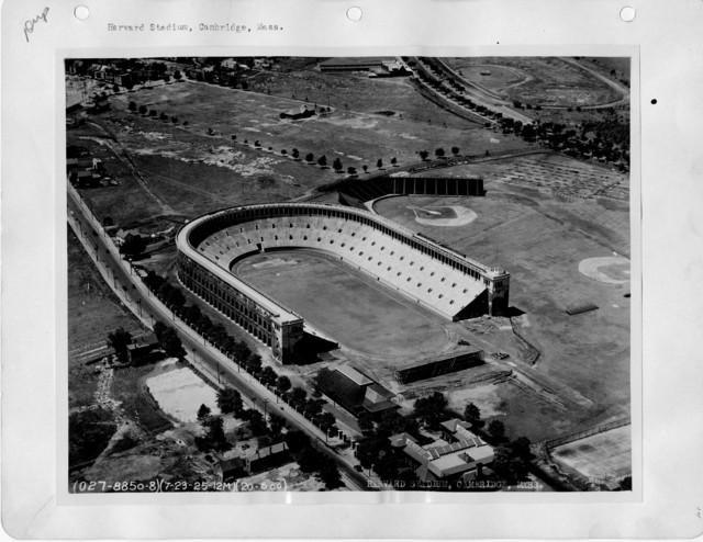Massachusetts - Harvard Stadium