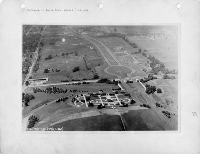 Missouri - Mokane Chamois Gesonad through Swope Park