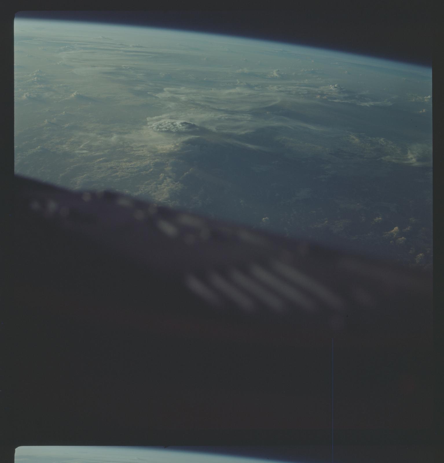 Gemini III Mission Image - Madagascar