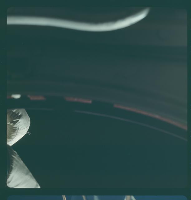 Gemini IV Mission Image - EVA