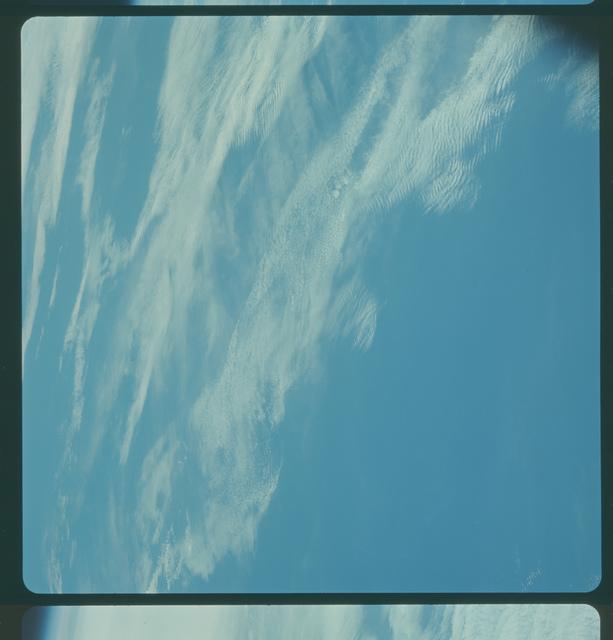 Gemini IV Mission Image -  Pacific Ocean