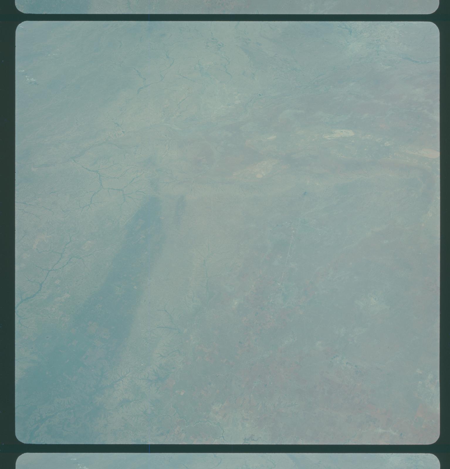 Gemini IV Mission Image -  Texas