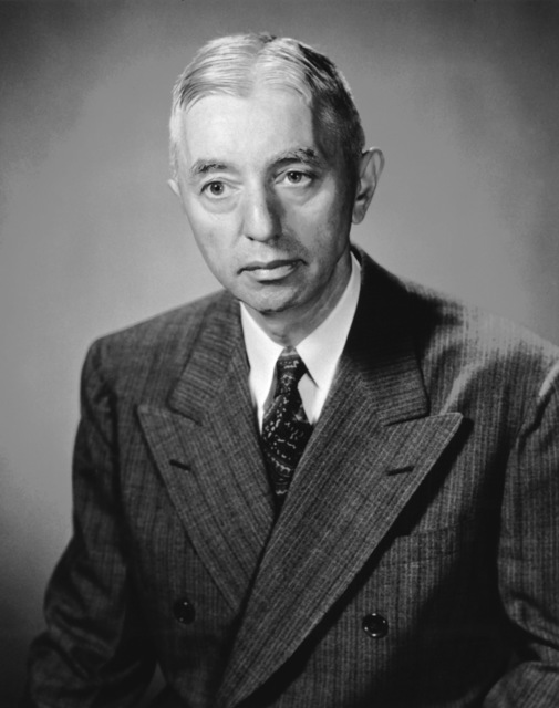 Rear Adm. H. G. Rickover, USN (uncovered)