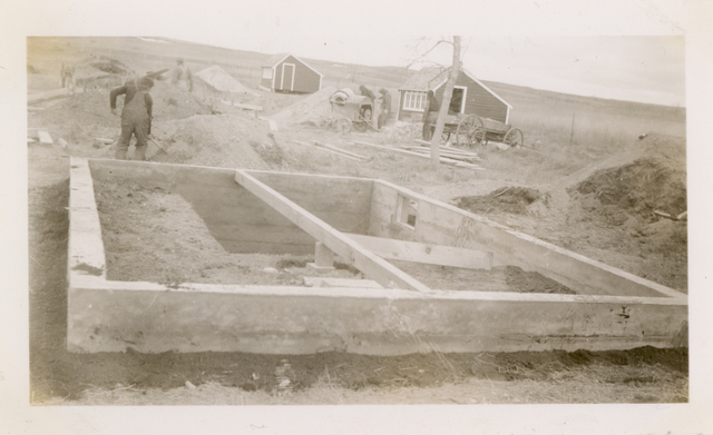 Community Housing Project Construction