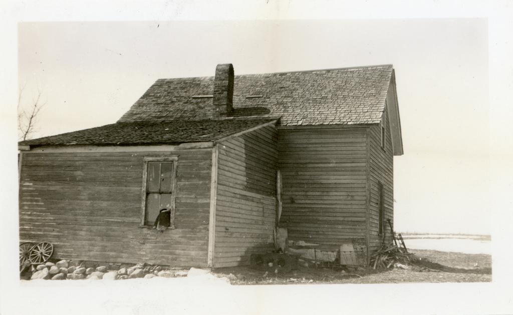 Frank Owen's House