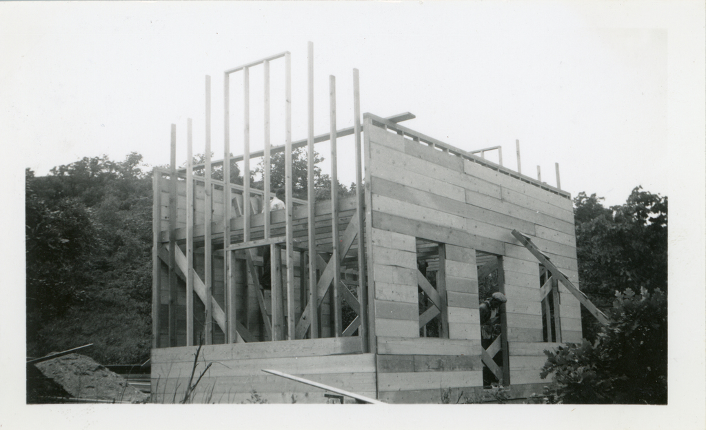 Heminger Home under Construction
