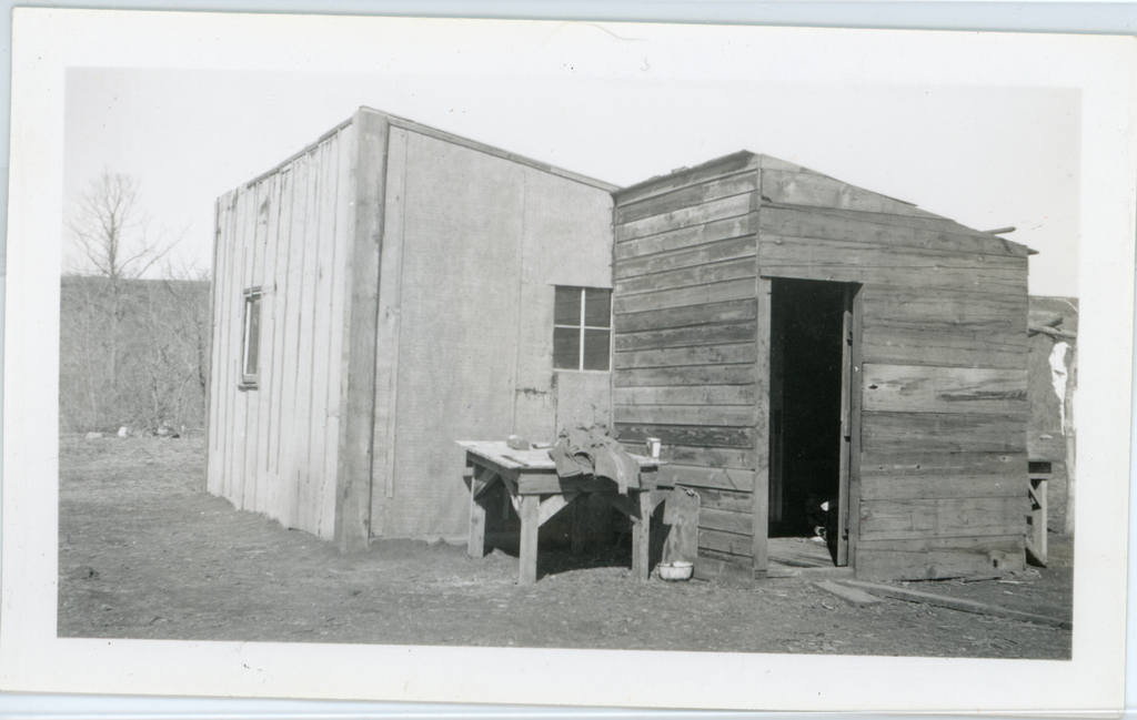 Home of Moses Williams