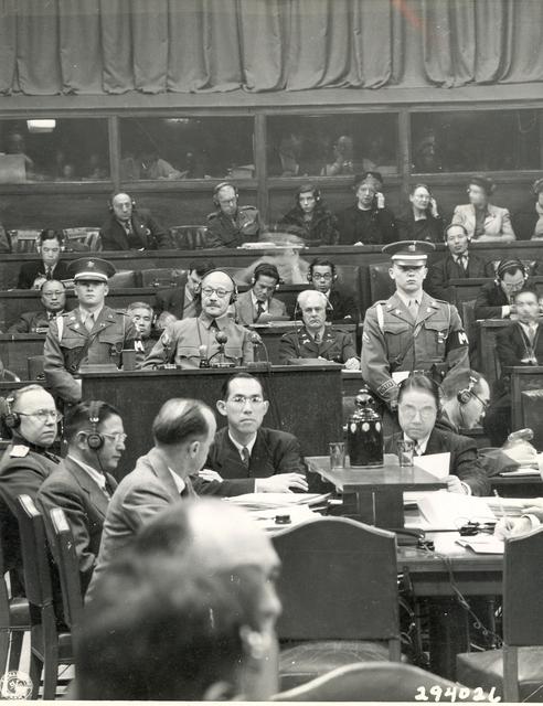 Japanese War Crimes Trials, Manila