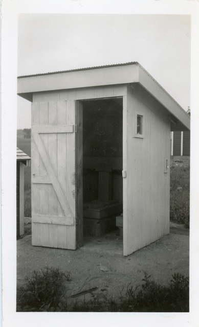 Toilet at Community Housing Project