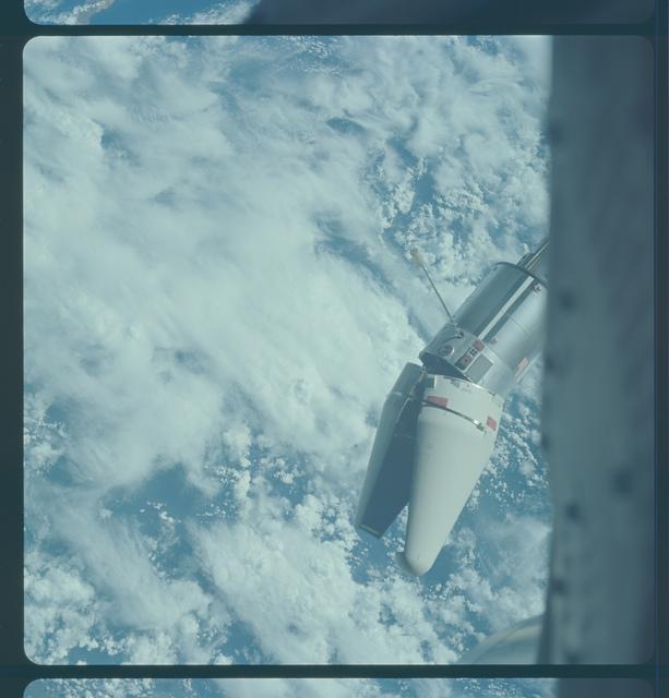 Gemini IX Mission Image - ATDA